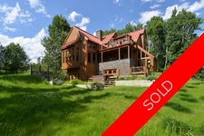 Bragg Creek House for sale:  3 bedroom  Hardwood Floors 2,798.64 sq.ft. (Listed 2014-07-10)